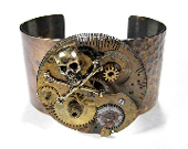 Steampunk Bracelets for Men and Women