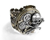Steampunk Rings for Men and Women