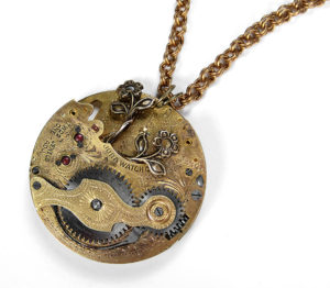 EDMDesigns Steampunk Necklace