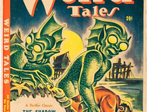 Weird Tales and Amazing Stories