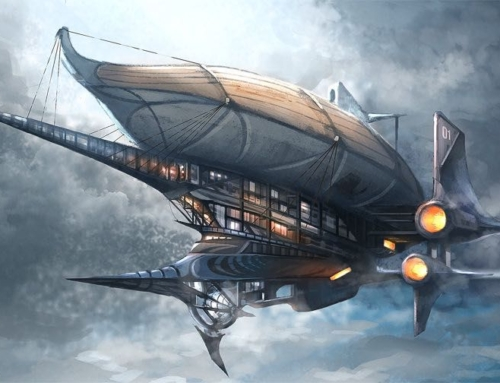 The Steampunk Airship Guide & 2019 Awards